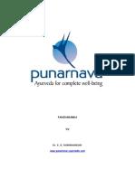 panchakarma, ayurveda treatment India
