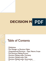 Management 4 Decision Making (1)