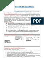 progetto continuità 1 pdf