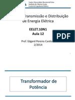 SE Distribuio Energia Transformador