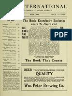 The International, May 1917