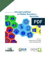 Lineamientos Publicación Redes Sociales