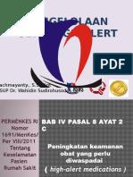 High Alert Medication Konas.pptx