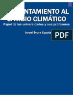 Libro- Enfrentamiento Al Cambio Climático