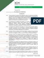 Reglamento UAN Octubre 2016