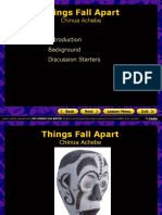 things fall apart p p