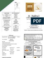 St Andrews Bulletin 1120