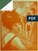 The International, October 1917