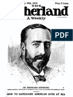 The Fatherland, May 19, 1915