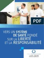 Programme Santé - François Fillon