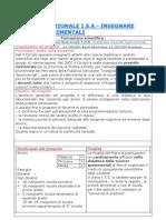 Piano Insegnare Scienze Sperimentali PDF