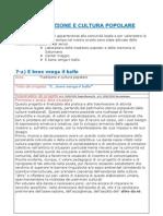 Progetto Tradizioni Popolari  E BENE VENGA IL BALLO 6 PDF