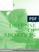 Boonin, David. 2003. A Defense of Abortion.pdf