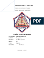 Diseño en Astronomía