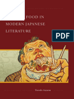 TMOLO AOYOMA -Reading Food in Modern Japanese Literature (2008)