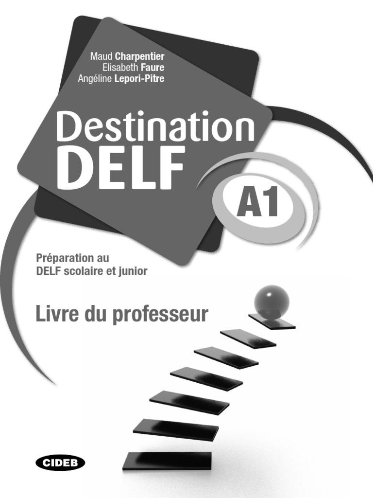 Delf A12 Guide   Enseignement supérieur