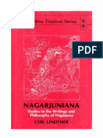 Christian Lindtner - Nagarjuniana. Studies in the Writings and Philosophy of Nagarjuna