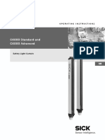 C4000 Standard Advanced Operating Instructions