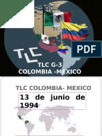 Tlc Mexico Colombia