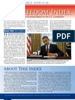 Freedom Index 111-2