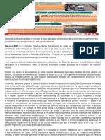 Gestion de Modificaciones en Fase de Inversion de Obras Publicas Por Administracion Directa e Indirecta