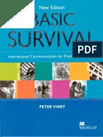 Basic Survival New Edition PDF