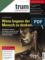 Spektrum Der Wissenschaft 2005-12