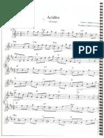 ACIDITO Interpretacion Musical 1