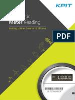 Making Utilities Smarter Efficient Whitepaper