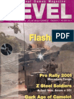 Level - August - 2001