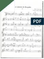 LOS AMORES de ROQUITO Interpretacion Musical 1