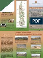 Huacas de Los Olivos - Tríptico 2006
