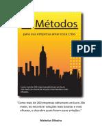 E Book 11 Metodos Para Sua Empresa Amar Essa Crise