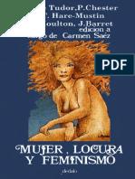 Saez Carmen - Mujer Locura Y Feminismo