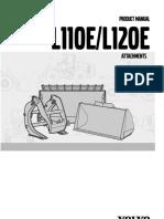 Catologo Volvo L120