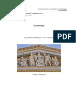 Trabalho de Historia- Grecia Antiga