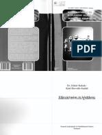 Dr. Zsidai - Kakuk Kári - Szakál - Előgyártmány és képlékeny alakítás tervezése