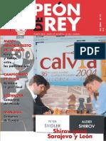 Revista Peón de Rey 032