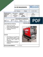 Ficha Tecnica de Equipos - Mnto. Preventivo y Correctivo.pdf