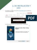 Manual de Instalación y Uso