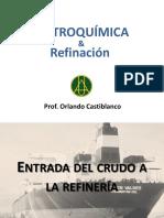 Fundamentos de La Refinación, Destilación Atmosférica y Al Vacío