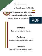 Economia Cuestionario Undad 1