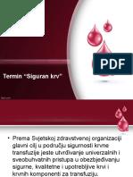 4. Kongres - Sigurna Krv