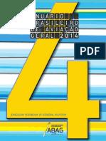 Anuario Brasileiro Aviacao Geral 2014