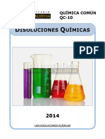 QC10 Disoluciones Químicas