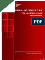 Manual de Cunicultura