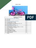 Projeto Bike