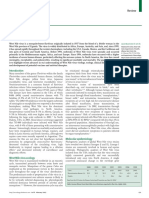 West Nile Virus Review Lancet 2007