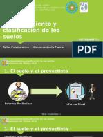 Reconocimiento y Clasificación de Los Suelos - I Colaborativo