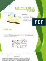Filtracion y Teoria de Flujo